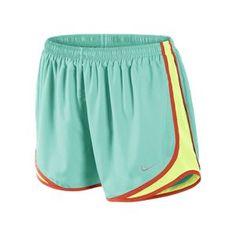 Nike tempo track running shorts. LOVE.