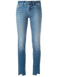 J Brand cut-out detail jeans