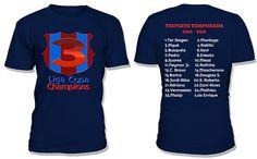 Camiseta Conmemorativa del triplete por solo 14,90€