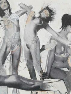 RICHARD PRINCE http://www.widewalls.ch/artist/richard-prince/ #contemporary #art #photography