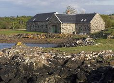 The Boathouse - in own secluded Bay by the sea with  views across the Minch to the Outer Hebrides. Stay here and explore all that Skye & Lochalsh has to offer.