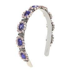 J.Crew jeweled headband