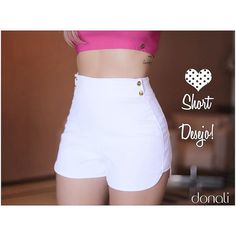 Kpop Outfits, Chic Outfits, Fashion Outfits, Womens Fashion, Studded Shorts, Lace Shorts, Short Playsuit, Cute Fashion, Short Skirts