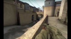 CS:GO - Deadline's fastest ace on Dust2