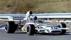 Peter Revson Yardley Team McLaren McLaren M19C Ford Canadian Grand Prix at Mosport Park 1972.