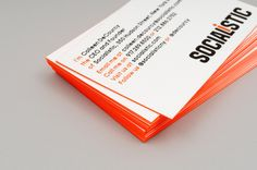 Identity Design by No Days Off  #business #card