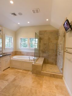 Showers Design, Pictures, Remodel, Decor and Ideas - page 19