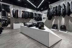 BOY London Store by Sixcorners Studio, Hong Kong » Retail Design Blog