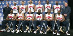La selección de Estados Unidos de baloncestó jugará un amistoso contra Eslovenia en Gran canaria