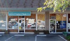 Shoptalk: Music Stores in Santa Barbara County. Photo: Jensen's, courtesy of Jensen Guitar and Music Company  http://sbseasons.com/blog/music-stores-sb/  #sbseasons #sb #santabarbara #SBSeasonsMagazine To subscribe visit sbseasons.com/subscribe.html