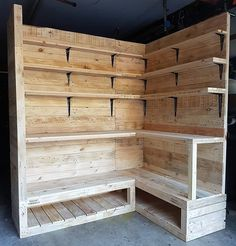 Use Pallet Wood Projects to Create Unique Home Decor Items – Hobby Is My Life Wooden Pallet Projects, Wooden Pallet Furniture, Wooden Pallets, Pallet Ideas, Pallet Wood, Pallet Designs, Pallet Couch, Pallet Patio, Diy Patio