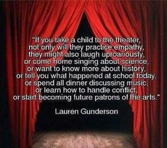 Quotes About Drama And Theatre by @quotesgram