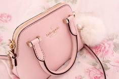 Pink Handbags, Kate Spade Handbags, Kate Spade Purse, Luxury Purses, Luxury Bags, Branded Tote Bags, Mini Purse, Backpack Purse, Bag Accessories