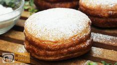 Eclairs, Camembert Cheese, Hamburger, Cake Recipes, Bread, Food, Easy Cake Recipes, Brot, Essen