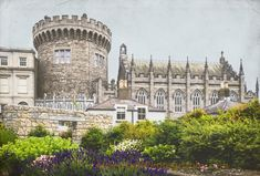 Dublin Castle and Garden | by Mary Sheft
