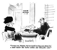 Cartoon editor Bob Mankoff looks at the subject of surveillance
