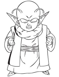 Here are the Interesting Drawings Of Dragon Ball Z Colouring Pages. This post about Interesting Drawings Of Dragon Ball Z Colouring Pages . Cartoon Coloring Pages, Coloring Pages For Kids, Coloring Books, Interesting Drawings, Cool Art Drawings, Dragon Drawings, Goku Drawing, Dragon Ball Image, Coloring Pages Inspirational