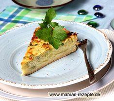 Rezept Kartoffel-Lauch Quiche Rezept auf Mamas Rezepte Homepage