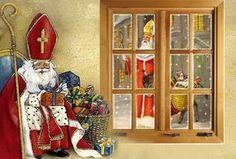 Святой Микулаш, новый год