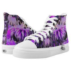 Dream of Summer High Top ZIPZ Shoes