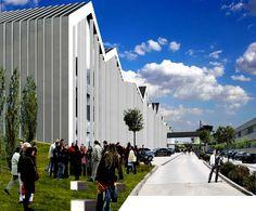 mrpr arquitectos: concurso AMPLIACIÓN FACULTAD ECONÓMICAS GRANADA