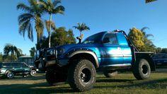 Landcruiser Ute, Landcruiser 80 Series, Land Cruiser Fj80, Toyota Land Cruiser, Toyota 4x4, Offroad, Monster Trucks, Flat Bed, Rigs