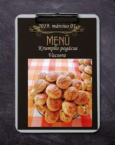 Viki Egyszerű Konyhája: Krumplis pogácsa