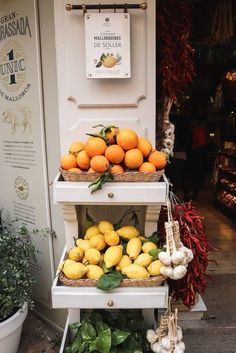 2 days in Mallorca: discovering the Lookéa Samoa club with tui - Slanelle Style - Fashion, travel, m Healthy Drinks, Healthy Recipes, Juice Recipes, Detox Drinks, Healthy Food, Detox Juices, Salad Recipes, Fruits And Vegetables, Farmers Market