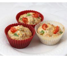 VHH muffinsit (suolaiset)