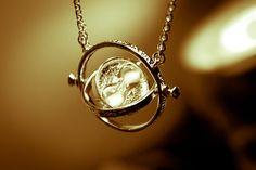 Time-turner necklace!