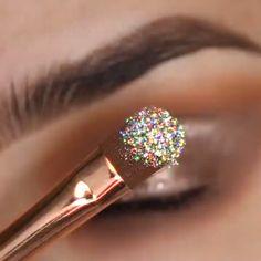 Eyebrow Makeup Tips, Glowy Makeup, Smokey Eye Makeup, Makeup Videos, Makeup Looks Tutorial, Fall Makeup Looks, Stunning Makeup, Mermaid Makeup, Younique