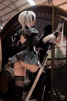 2B(NieR: Automata) by Chihiro : cosplaygirls