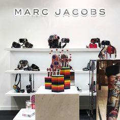 Marc Jacobs' first dedicated accessories store in Singapore is now open at Takashimaya level 1. Gives us yet another reason to shop the sunglasses shoes perfume and the quirky Marc Jacobs x Julie Verhoeven collab. . . . #Marcjacobssg #marcjacobs #luxury #bags #julieverhoeven #artist #botd #sotd #takashimaya #takashimayasg #collaborations  via L'OFFICIEL SINGAPORE MAGAZINE INSTAGRAM - Fashion Campaigns  Haute Couture  Advertising  Editorial Photography  Magazine Cover Designs  Supermodels…