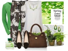 """Spring Look"" by victoria1961notags ❤ liked on Polyvore"
