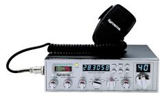 CB Radio. I had a 64-foot antenna on top of my house for mine. My handle was Pink Panther. I was a geek even at age 14.