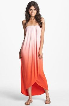 Young, Fabulous & Broke 'Brooklyn' Ombré Maxi Dress available at #Nordstrom