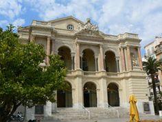 Opera Var Découverte Guide touristique commune Toulon