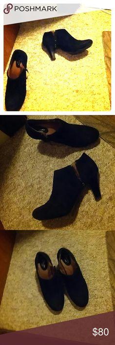 Clarks booties Clarks shoes/boots clarks Shoes Ankle Boots & Booties