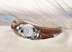 wrap-around watch