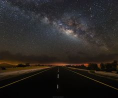 Milky Way track by Mahmoud Marei on 500px