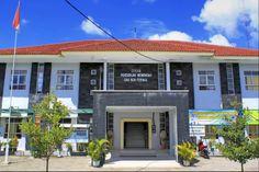 Kantor Dinas Pendidikan Menengah dan Non Formal Kabupaten Bantul.