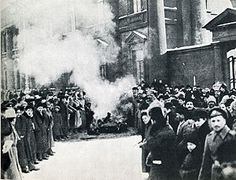 March 1917 - Tens of Thousands Protesting in Petrograd, Calling for End of the Monarchy, Russian Government Declares Martial Law, the February Revolution Begins Russian Revolution 1917, February Revolution, Dr Zhivago, Doctor Zhivago, Mikhail Gorbachev, Bolshevik Revolution, Socialist State, History Articles, World Conflicts