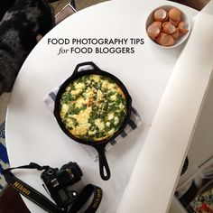 Food Photography Tips - And Links to other sites with good Guides