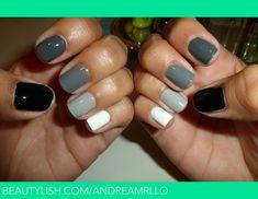 Ombre nails! | Andrea M.'s (AndreaMrllo) Photo | Beautylish