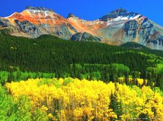 Telluride Colorado.  I need to plan a trip there.