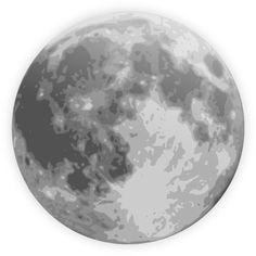 Free Technology for Teachers: Why Do We Only See One Side of the Moon? Study Of Earth, Weather Icons, Grunge Art, Luna Lovegood, Magical Creatures, Full Moon, Embellishments, Stencils, Doodles