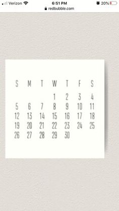I saw this calendar online and I love the simple font. Does anyone know what this font is?