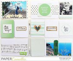SandrinEve : april kit from #papercamellia