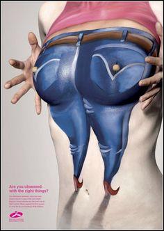 Body-Art-Breast #ilovebreasts www.ilovebreasts.org