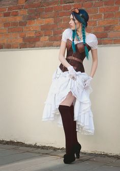 Steampunkopath — Steampunk Girls